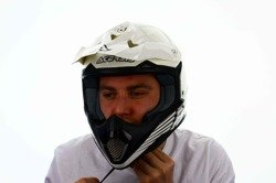 Kask Impact Full White